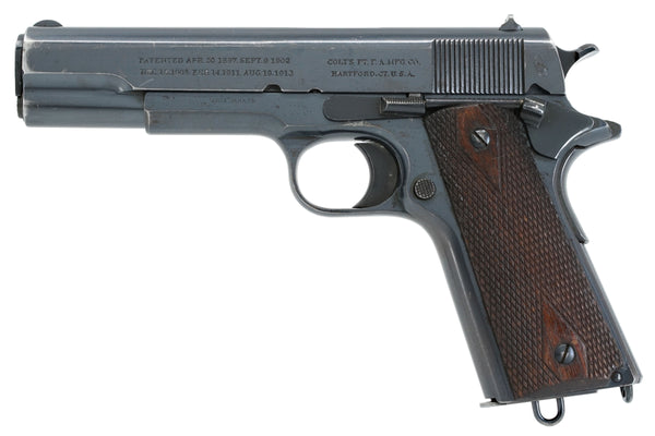 Colt Government Model 45ACP SN:C59742 MFG:1916 Russian Contract