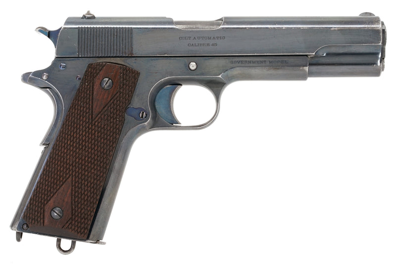 Colt Government Model 45ACP SN:C799 MFG:1912
