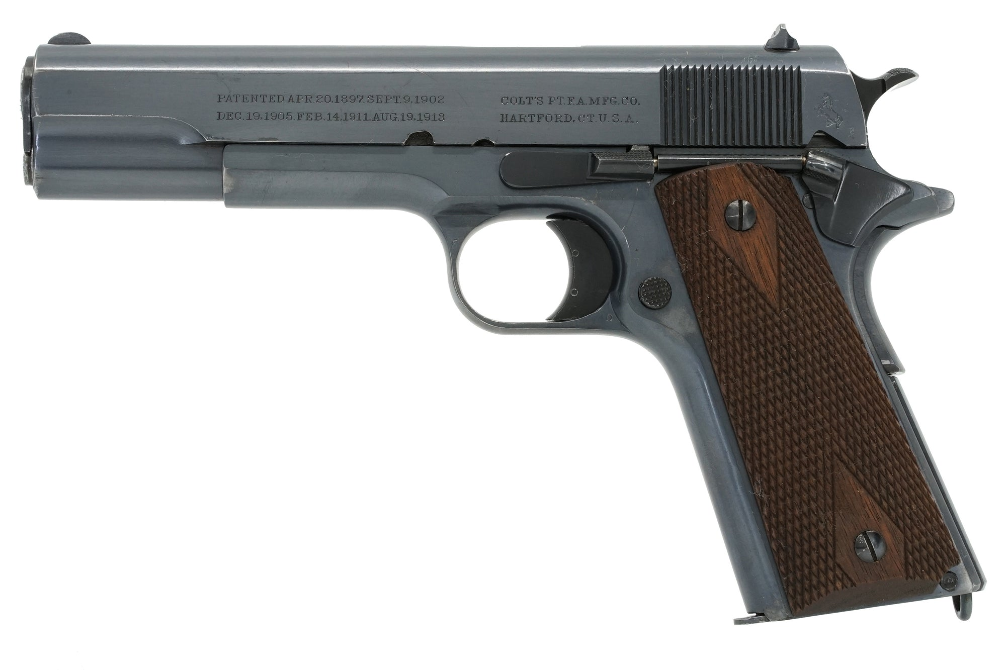 Colt Government Model 45ACP SN:C93264 MFG:1917