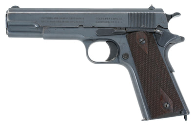 Colt Government Model 45ACP SN:C99388 MFG:1918 LUNCHBOX