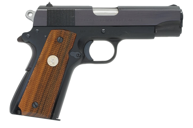 Colt Commander Model 30 Luger SN:CLW010752 MFG:1971