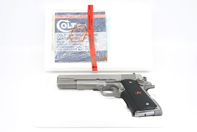 Colt Delta Elite 10MM SN:DS10236 MFG:1989