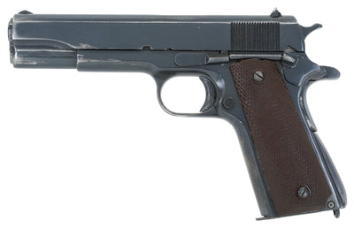 Union Switch & Signal M1911A1 45ACP SN:EXP No 1 MFG:1943 - Experimental