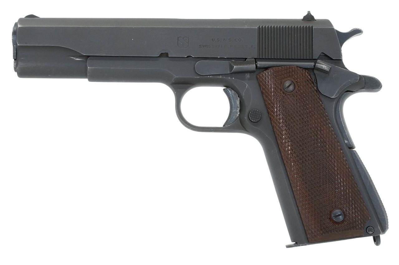 Union Switch & Signal M1911A1 45ACP SN:EXP No 26 MFG:1943 - Experimental