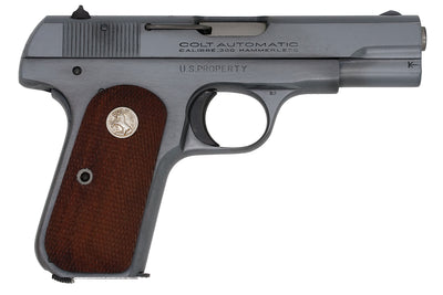 Colt 1908 Pocket Hammerless 380ACP SN:M137501 MFG:1945