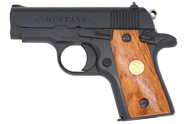 Colt Mustang First Edition 380ACP SN:MU0002 MFG: 1987