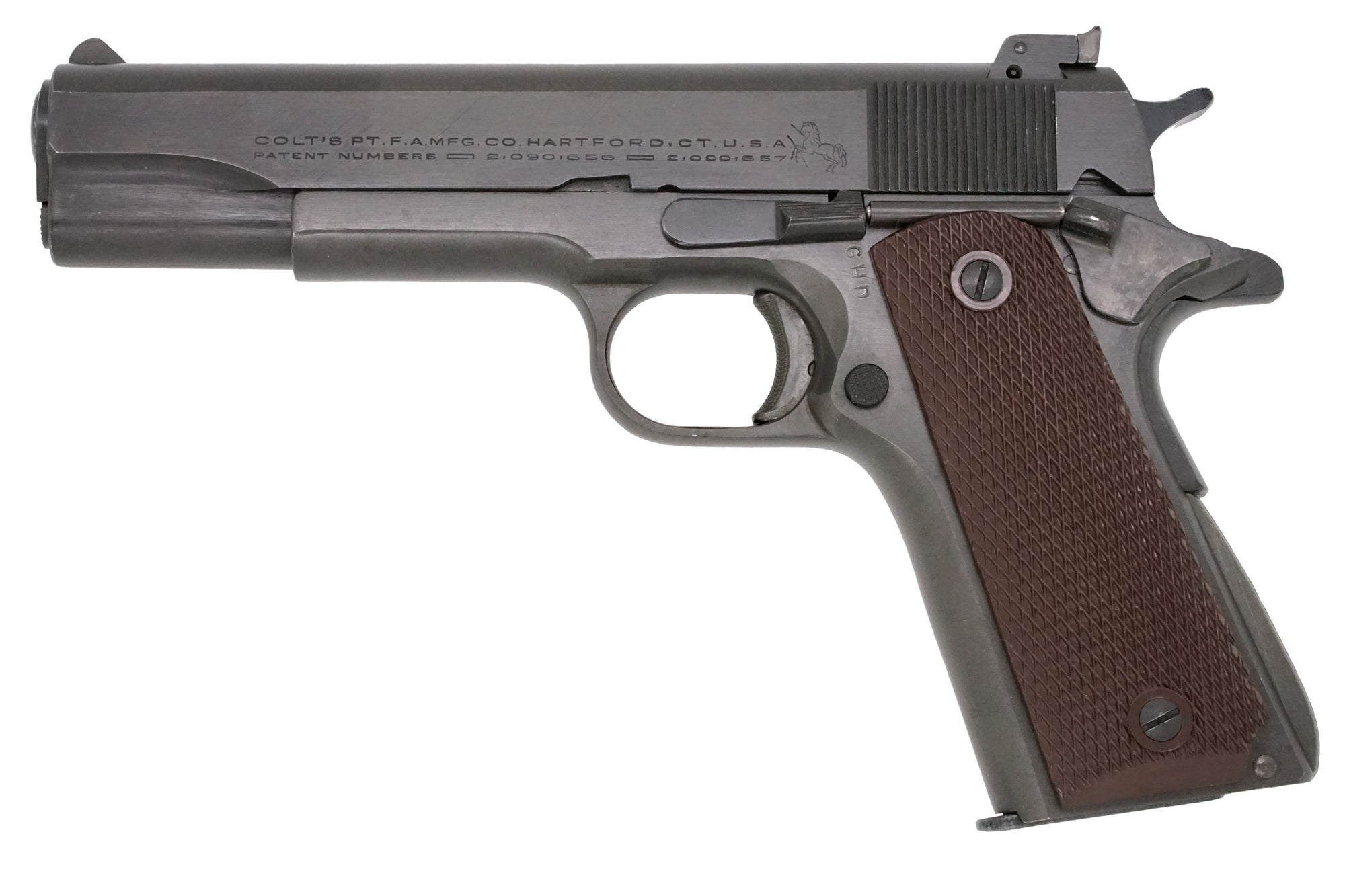 Colt Service Model Ace 22LR SN:SM9848 MFG:1945 NAVY