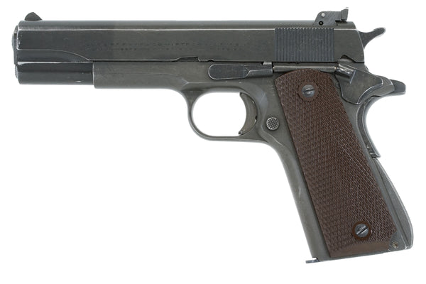 Colt Service Model Ace 22LR SN:SM4703 MFG:1945 - Navy
