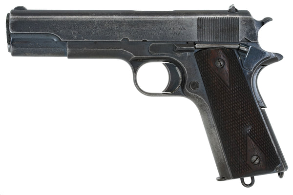 Colt Government Model 455 Webley SN:W19106 MFG:1915 - JJ