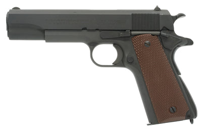 Colt M1911A1 45ACP SN:WK01283 MFG:2001 - WWII Reproduction