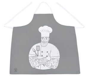 Butter Kings apron