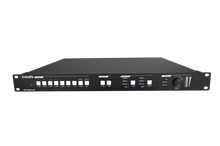 Load image into Gallery viewer, INT-PS82-H2 8x2 HDMI2.0 18G 4K Seamless Presentation switcher with HDBaseT input and output with included 18G HDBaseT Receiver
