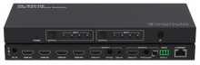 Load image into Gallery viewer, Digitalinx DL-S42-H2 4x2 HDMI 2.0 Matrix Switch W/ ARC