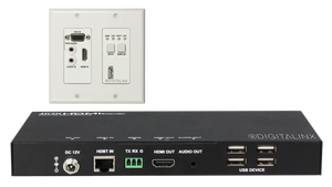 Digitalinx by Liberty AV Solutions DL-HDBT2-WP-KIT Kit