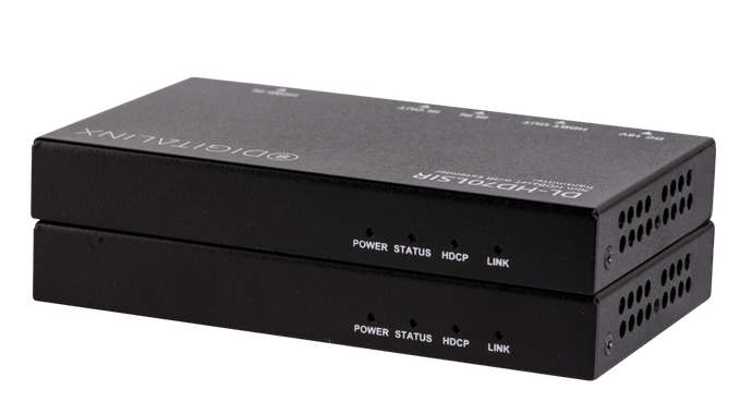 Digitalinx 4K HDMI Extender 70m HDBaseT and IR - DL-HD70LSIR