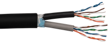 Load image into Gallery viewer, Gepco Brand Two-channel Heavy-duty Tactical Cat5e Snake