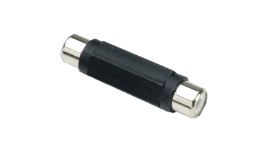30-470BU RCA coupler female to female in-line version
