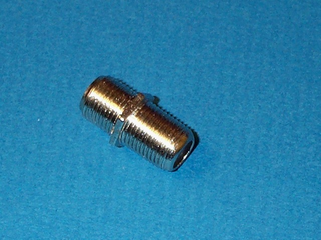 31-114 F Coupler female to female in-line version
