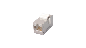 CP-8S Keystone style RJ45 in-line coupler for Category 5e F/UTP LAN