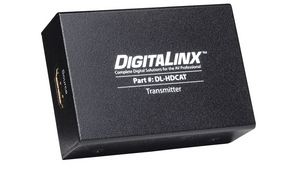 DL-HDCAT-S HDMI OVER DUAL TWISTED-PAIR TRANSMITTER