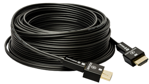 DL-HFC-025F 25' Liberty Plenum rated Hybrid Copper / Fiber Optic HDMI with detachable heads