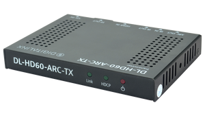 DL-HD60-ARC HDBaseT extender set with Audio Return Channel and Flexible Power