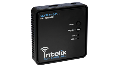 SKYPLAY-DFS-R Wireless HDMI Receiver with DFS