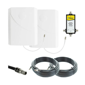 Wilson Electronics 309910-75F Dual Antenna Expansion Kit 75 Ohm