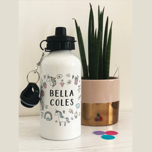 Sugar and Spice Water Bottle