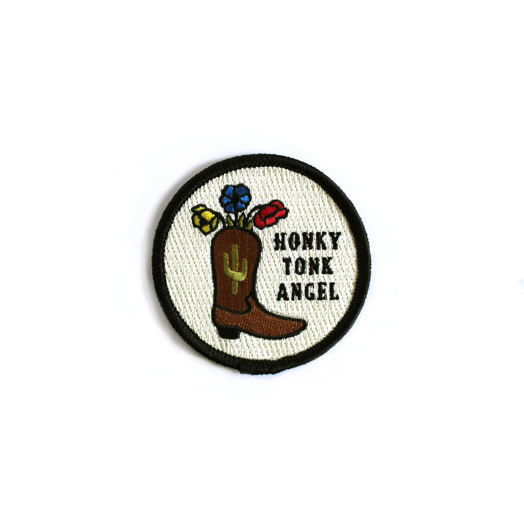 Honky Tonk Angel Patch