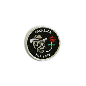 "Hank Williams ""Bachelor Till I Die"" Patch"