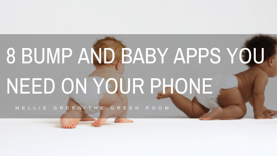 Our Top 8 Apps for Bumps and Babies