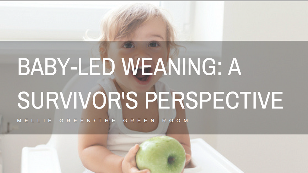 Baby-Led Weaning: A Survivors Perspective