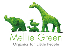 Mellie Green logo