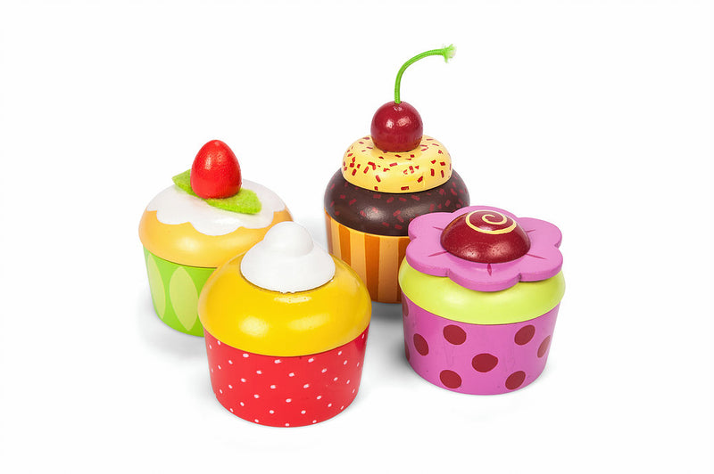Wooden Trinket boxes - design: Chocolate with Cherry