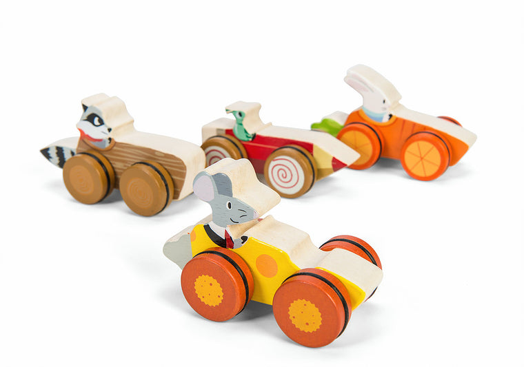 Woodland Racers