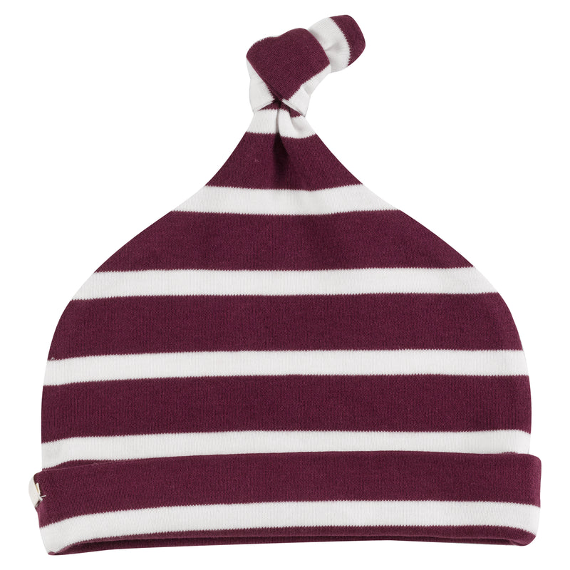 Breton Knotted Hat in Fig