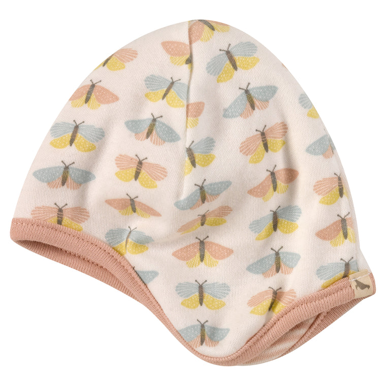 Country Garden Hat in Butterfly Print