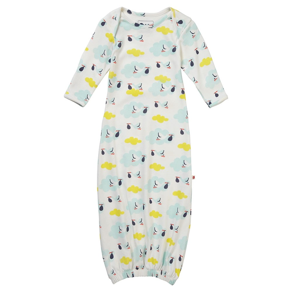 Stork Baby Bundler Sleeping Gown