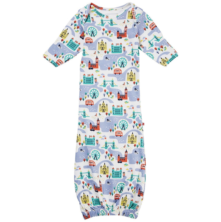 Little London Baby Bundler Sleeping Gown