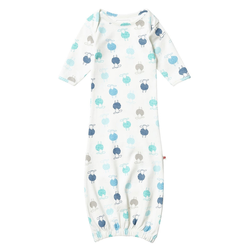 Sheep Baby Bundler Sleeping Gown