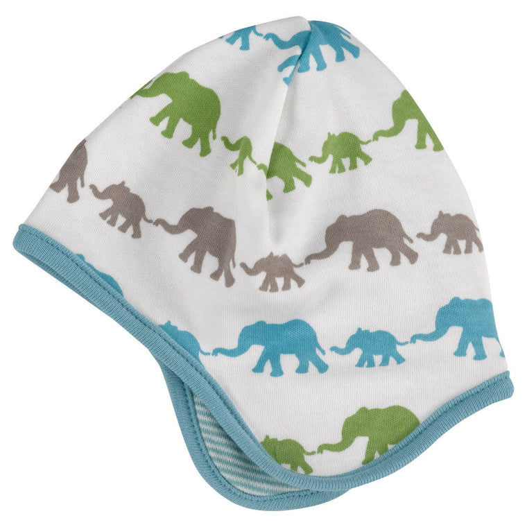Reversible Elephant Hat in Multi
