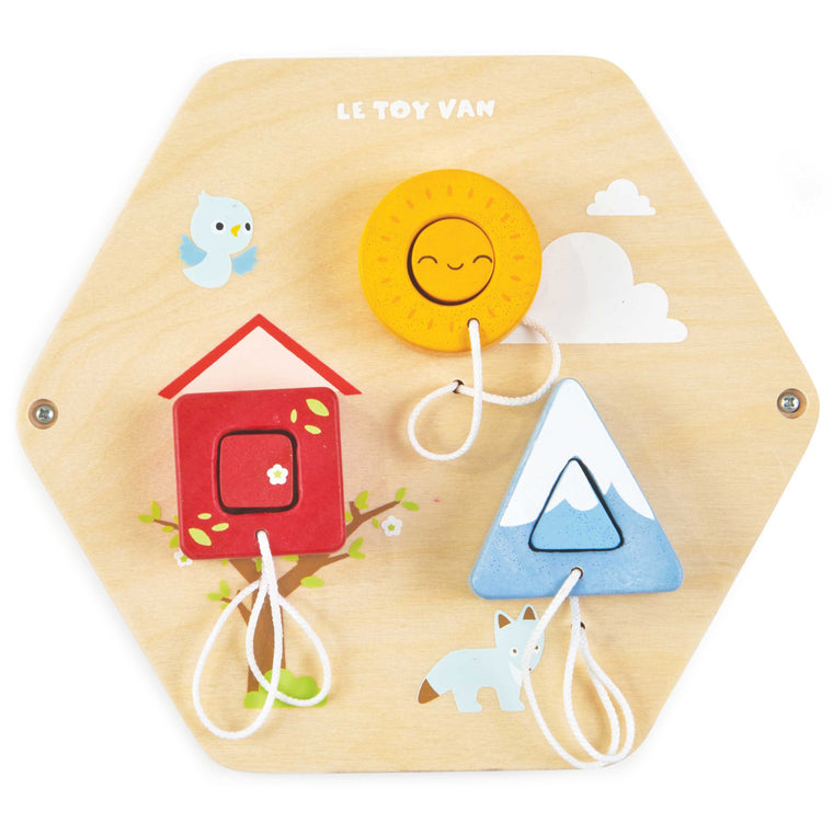 Shapes Activity Tile