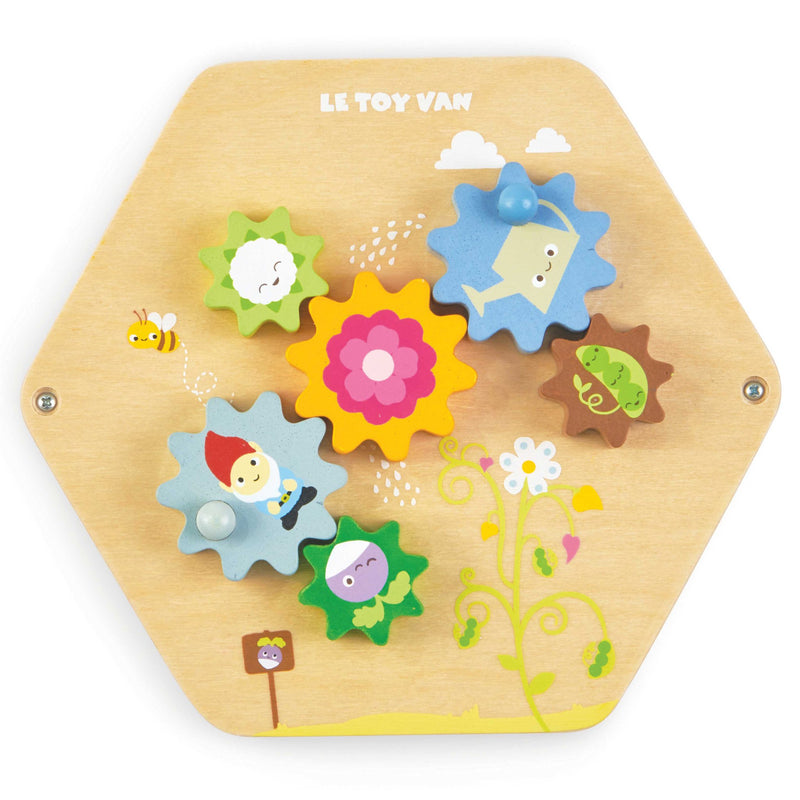 Gears Activity Tile