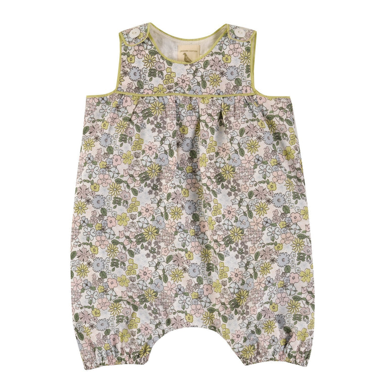 Ditsy Print Playsuit