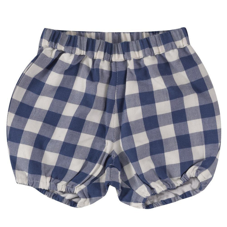 Gingham Blue Bloomers