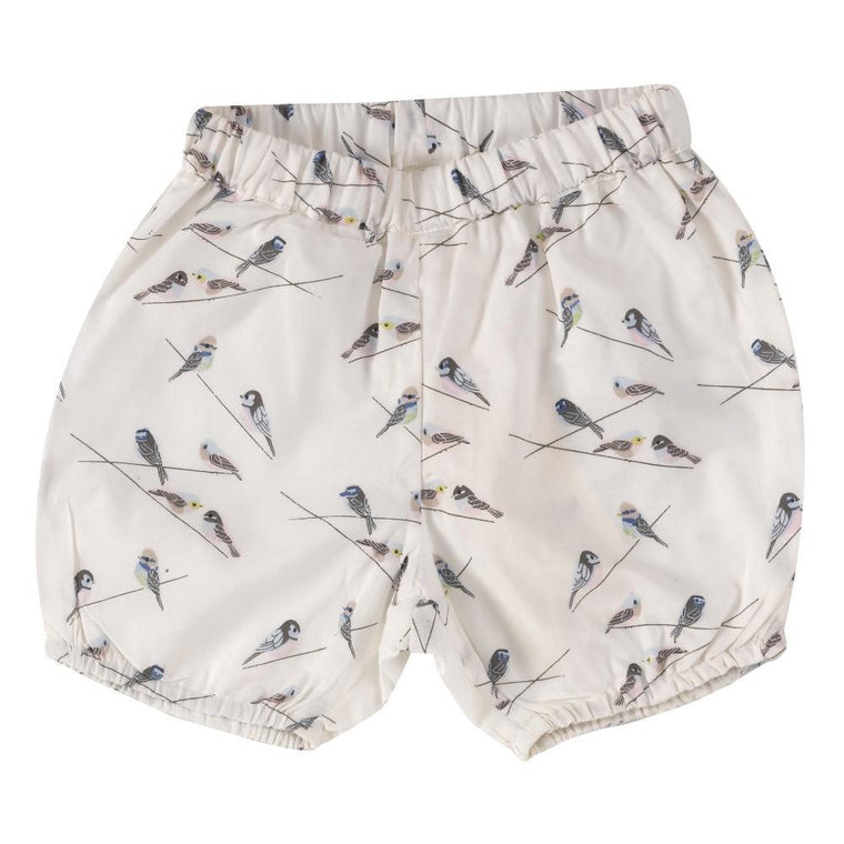Bird Print Bloomers