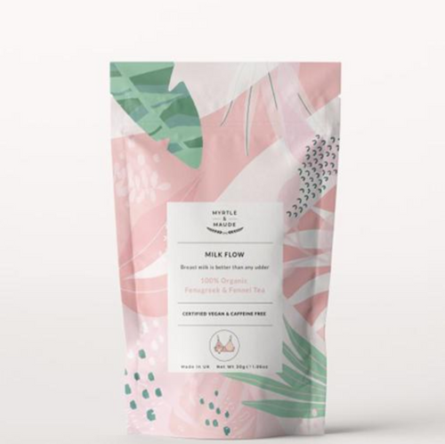 Organic Lactation Support Herbal Tea