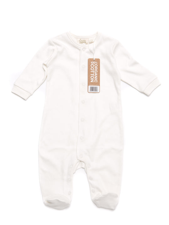 Long Sleeve Babygrow with feet