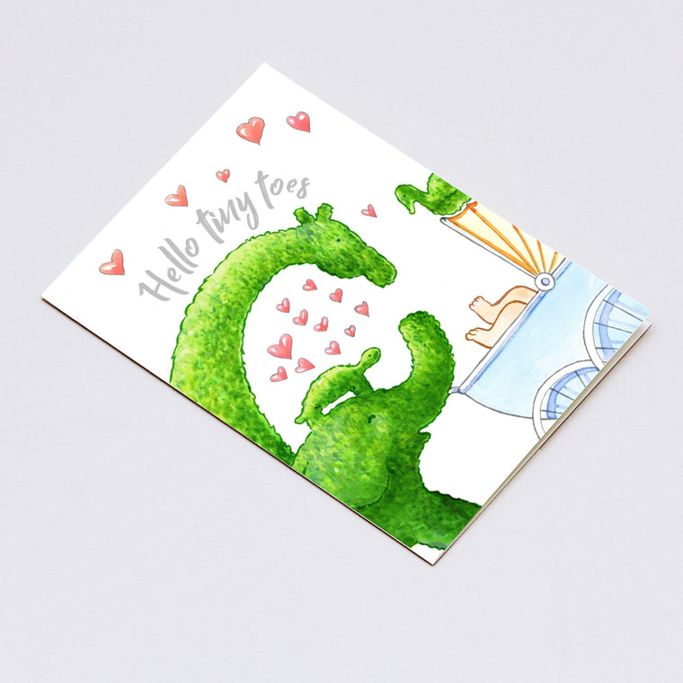 New Baby Celebration Card